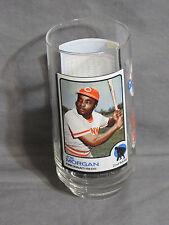 Joe Morgan 1993 McDonalds MLB All Time Greatest Team 12oz glass 1973 Topps