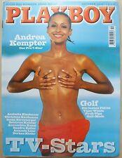 Playboy - 10/1997 - TV-Stars - Andrea Kempter - Melanie Heil - Amanda Lear