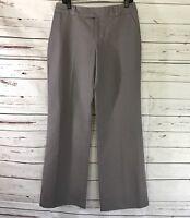 Banana Republic Women's Pants Jackson Fit Gray Size 8L NWT