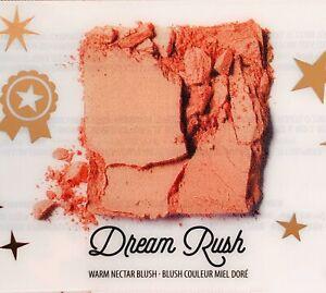 BENEFIT Dream Rush Gold Powder Blush Highlighter MINI 4g/0.14oz ~ BRAND NEW