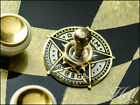 STAR Toggle Switch Washer Ring-GOLD. Fits most Gibson, Epiphone Les Paul, SG +. photo