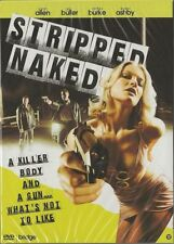 Stripped Naked new dvd in seal   actie  met Cinthia Burke,