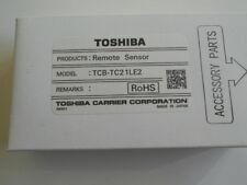 Toshiba TCB-TC21LE2 Air Conditioning Remote Sensor. VGC. Free UK P&P