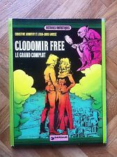 CLODOMIR FREE LE GRAND COMPLOT ARNOTHY/GOUSSE EO ABE + DEDICACE (C32)