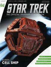 Star Trek Official Starships Magazine #93 Suliban Cell Ship