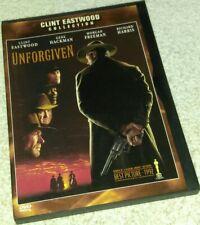 New listing Unforgiven Dvd Clint Eastwood
