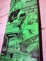 Wendy O. Williams Skateboard Deck Plasmatics Motörhead Lemmy Punk Rock Vans DC