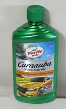 Turtle Wax T-6A Carnauba Liquid  Cleaner  Wax - 16 oz. New 4 in 1 Blend