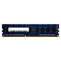 Hynix 4GB 2Rx8 PC3-12800E DDR3 1600 1.5V ECC Unbuffered UDIMM Server Memory RAM