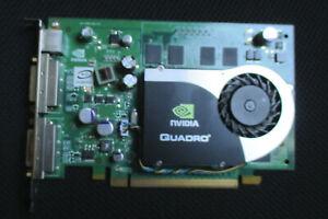 nVidia Quadro FX1700 - 512MB DDR2 PCIe-x16 2x DVI