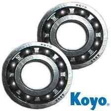Kawasaki KX250 1987 Koyo Crank Main Bearings