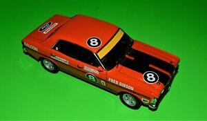 BIANTE FORD FALCON XY GTHO  Fred GIBSON # 8D 1972 Hardie-Ferodo 500  A87214