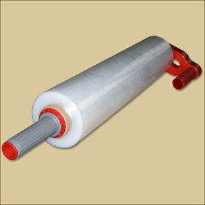 "Stretchfolie Abroller ""DUO"", 50 mm Kern, Wickelfolie"