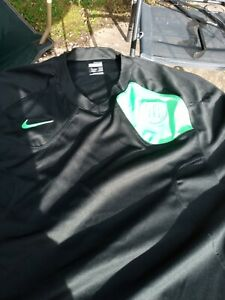 Nike dri-fit Black T shirt used, good condition size small