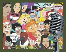 Grey DeLisle -- Voice Message Personalized for YOU ~~ Charity -- Great Gift!