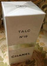 Sellado enorme 150g rara Chanel no 19 Talco Perfumado Talco Talco discontinuado