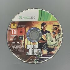 Grand Theft Auto 5 (V), Xbox 360, Play Disc Only, Disc 2