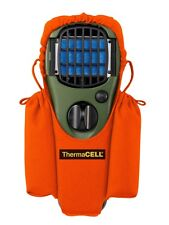 ThermaCELL Mosquito Repellent Appliance Holster with Clip - Safety Orange