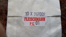 10 x Ersatz-Drahtrichtfeder 767009 z.B.für FLEISCHMANN Lok Wagen Spur N NEU 13mm