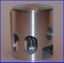 KIT PISTON PISTONS KOLBEN WITH RINGS LAVERDA 125 LB 1984-'85 Cil.Crom.Lamellare