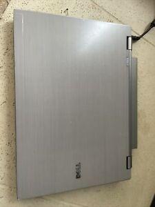 """Dell Latitude E6410 14"""" Laptop, 160 GB HDD Intel i5 M520 2.40 GHz, 4GB DD3"""