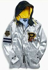 POLO RALPH LAUREN RUGBY/Tyvek Lawrence Jacket with Customized Cap/NWT/MSRP-$798