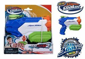 2015 NERF Super Soaker MICROBURST 2 Blaster ~ Mini Water Pistol MICRO BURST