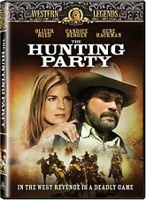 The Hunting Party DVD Candice Bergen, Oliver Reed (MGM Western) NEW/SEALED OOP
