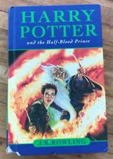 Harry Potter And The Half-Blood Prince JK Rowling Hardcover Book