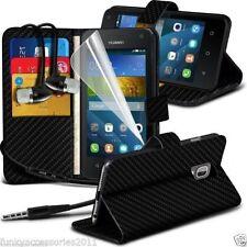 Fundas Para Huawei Honor 6 color principal negro para teléfonos móviles y PDAs