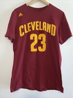 Cleveland Cavaliers Lebron James 23 Adidas Jersey Youth Small NBA ...