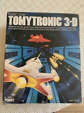 Tomytronic 3D Planet Zeon Handheld Game
