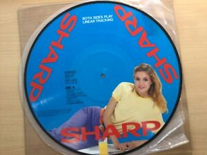 Japan Promo Picture Disc VINYL LP Sharp Optonica BSLT U.S. Disco Explosion