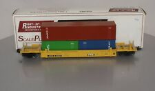 Right-of-Way 54528 TTX Stack Car LN/Box