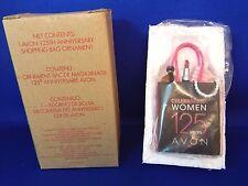 AVON 125TH ANNIVERSARY SHOPPING BAG CHRISTMAS ORNAMENT EXCLUSIVE 2011 NIB