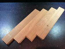 SALE ! Not Reclaimed Solid Oak Parquet Herringbone Character 300x70x16 mm