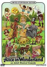 Alice In Wonderland Limited StoryBook Collector's Edition Series DVD Great Movie