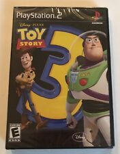 NEW Toy Story 3 (Sony PlayStation 2, 2010)