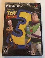NEW Toy Story 3 (Sony PlayStation 2, 2010)