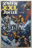 X-Men XXL By Jim Lee HC Oversized Hardcover 2019 Chris Claremont NEW
