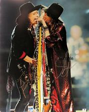 STEVEN TYLER JOE PERRY REPRINT 8X10 AUTOGRAPHED SIGNED PHOTO PICTURE AEROSMITH