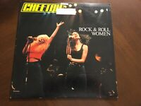 CHEETAH ROCK & ROLL WOMEN VINYL LP ATCO