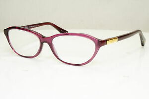 Authentic COACH Womens Glasses Eyeglasses Frame Burgundy HC 6046 5043 31352