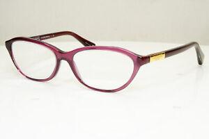 Authentic COACH Womens Glasses Eyeglasses Frame Burgundy HC 6046 5043 31352