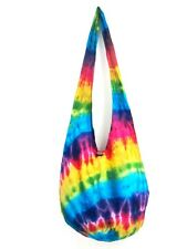 WOW! SHOULDER BAG SLING TIE DYE HOBO UNIQUE MEDIUM MESSENGER MEN UNISEX SG 02