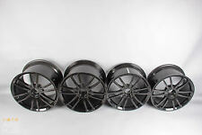 Mercedes R230 SL65 AMG Black Series Wheels Rims Staggered Set 9.5x19 11.5x20 OEM