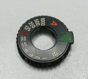 MINOLTA X700 FILM SLR SHUTTER SPEED MODE DIAL