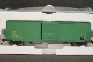 Atlas HO scale Precision Design 50' Smooth-side Box Car MKT #1343-2