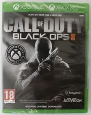 CALL OF DUTY BLACK OPS II 2 - XBOX 360 & XBOX ONE - NEW & SEALED