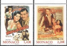 MONACO 2017 GRACE KELLY/FILM/CINEMA/FILM/Principessa/Persone/Royal 2v Set mc1118